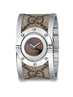 Gucci - Twirl Bangle Watch
