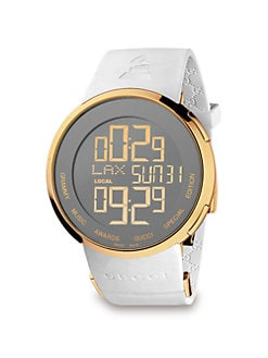 Gucci - I-Gucci GRAMMY&#174;  Special Edition Watch/White