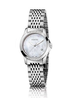 Gucci - G-Timeless Collection Watch/Diamonds