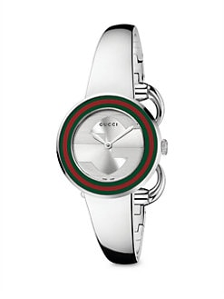 Gucci - U-Play Stainless Steel Watch