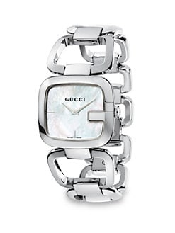 Gucci - G-Gucci Collection Stainless Steel Watch