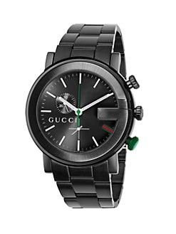 Gucci - G Chrono Watch