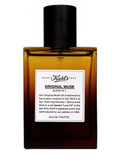 Kiehl's Since 1851 - Musk Eau de Toilette Spray/1.7 oz.
