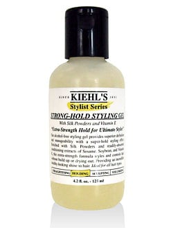 Kiehl's Since 1851 - Strong-Hold Styling Gel/4.2 oz.