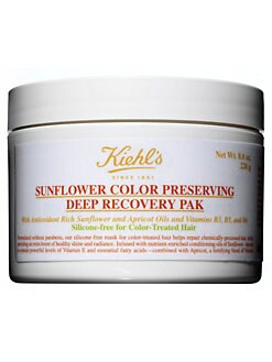 Kiehl's Since 1851 - Sunflower Oil Color Preserving Deep Recovery Pak/8 oz.
