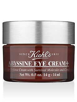 Kiehl's Since 1851 - Abyssine Eye Cream/ 0.5 oz.