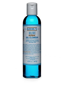 Kiehl's Since 1851 - Blue Herbal Gel Cleanser/8.4 oz.