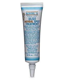 Kiehl's Since 1851 - Blue Herbal Spot Treatment/0.5 oz.