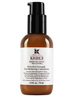 Kiehl's Since 1851 - Powerful Strength Line Reducing Concentrate/3.4 oz.