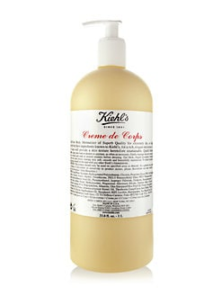 Kiehl's Since 1851 - Creme de Corps wtih Pump/33.8 oz.