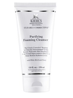 Kiehl's Since 1851 - Clearly Corrective Purifying Foaming Cleanser/5 oz.