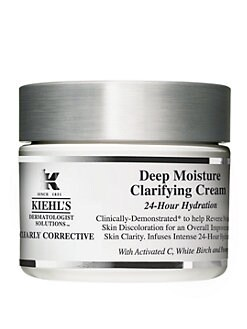 Kiehl's Since 1851 - Clearly Corrective Deep Moisture Clarifying Cream/1.7 oz.