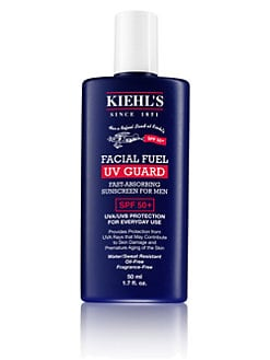 Kiehl's Since 1851 - Facial Fuel UV Guard SPF 50/1.7 oz.