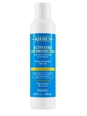 Activated Sun Protector Sunscreen for Body SPF 50/5 oz.
