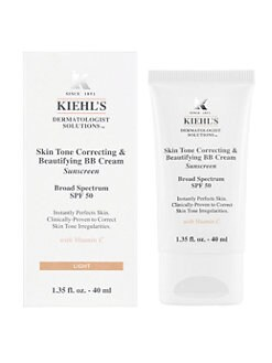 Kiehl's Since 1851 - Skin Tone Correcting & Beautifying BB Cream SPF 50