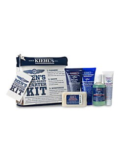 Kiehl's Since 1851 - Men's Travel-Ready Starter Kit