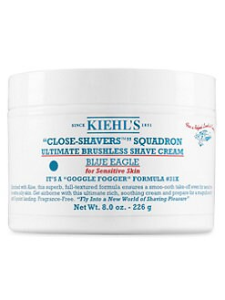 Kiehl's Since 1851 - Blue Eagle Brushless Shave Cream