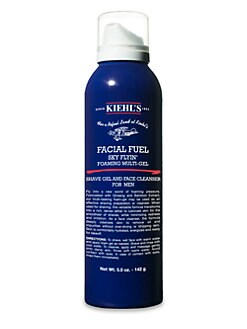 Kiehl's Since 1851 - Facial Fuel Sky Flyin' Foaming Multi-Gel/5 oz.