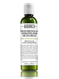 Kiehl's Since 1851 - Strengthening and Hydrating Hair Oil-in-Cream/6 oz.