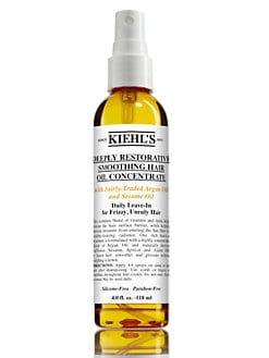 Kiehl's Since 1851 - Deeply Restorative Smoothing Hair Oil Concentrate/4 oz.