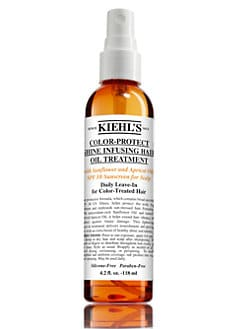 Kiehl's Since 1851 - Color-Protect Shine Infusing Hair Oil Treatment/4.2 oz.