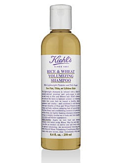 Kiehl's Since 1851 - Rice & Wheat Volumizing Shampoo