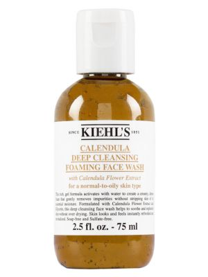 Calendula Deep Cleansing Foaming Face Wash/7.8 oz.