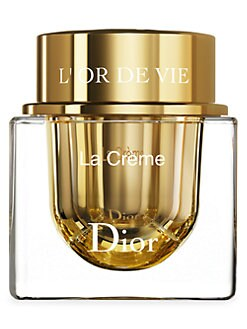 Dior - L'Or de Vie La Creme for Face and Neck/1.7 oz.