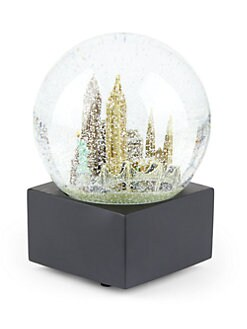 Saks Fifth Avenue - New York City Snow Globe