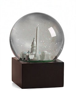 Saks Fifth Avenue - Washington, DC Snow Globe