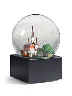 Saks Fifth Avenue - New Orleans Snow Globe