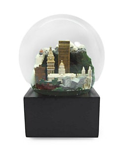 Saks Fifth Avenue - Denver Snow Globe