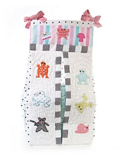 MacKenzie-Childs - Animal Parade Diaper Stacker