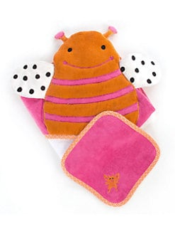 MacKenzie-Childs - Children's Hooded Bee Towel