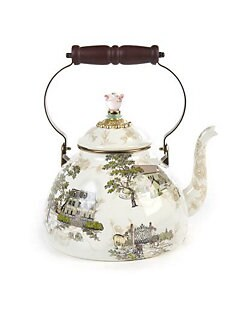 MacKenzie-Childs - Aurora Tea Kettle