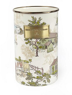 MacKenzie-Childs - Aurora Enamel Utensil Holder
