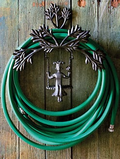 MacKenzie-Childs - Mrs. Powers Garden Hose Holder
