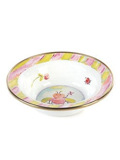 MacKenzie-Childs - Bee Children's Bowl