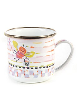 MacKenzie-Childs - Bee Children's Mug