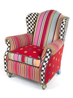 MacKenzie-Childs - Wee Wing Chair