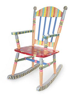 MacKenzie-Childs - Wee Rocking Chair