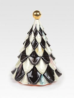 MacKenzie-Childs - Courtly Check Tanenbaum Candy Jar