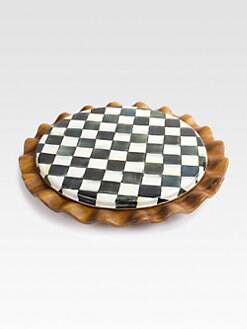 MacKenzie-Childs - Courtly Check Lazy Susan