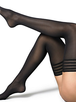 Wolford - Velvet de Luxe Thigh-Highs