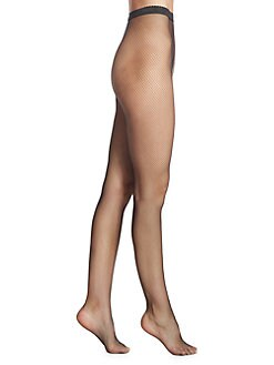 Wolford - Small Weave Fishnet Hose
