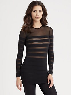 Wolford - Lilli Striped Pullover