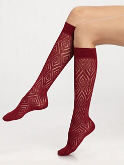 Wolford - Mona Knee-Highs