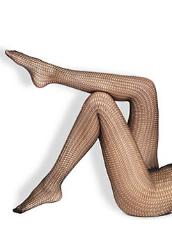 Wolford - Suada Open-Weave Tights