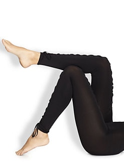 Wolford - Crisscross Leggings