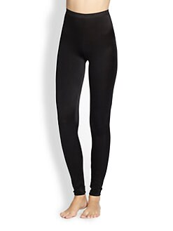 Wolford - Satin De Luxe Leggings